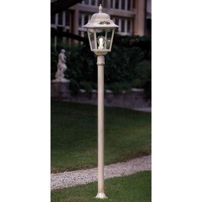 Ferroluce Gorizia 1 Light Post Lantern