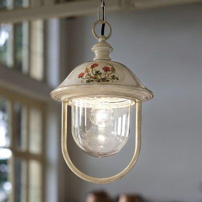 Ferroluce Bari 1 Light Mini Pendant