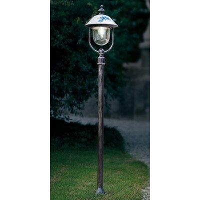 Ferroluce Bari 1 Light Post Light