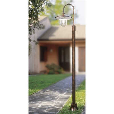 Ferroluce Latina 1 Light 210cm Post Light