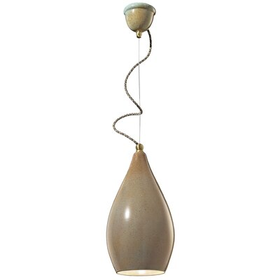 Ferroluce Vague 1 Light Mini Pendant