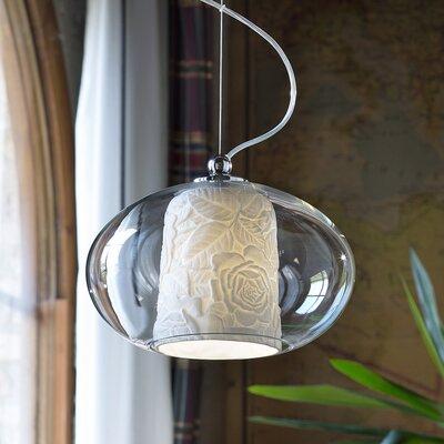 Ferroluce Volterra 1 Light Mini Pendant