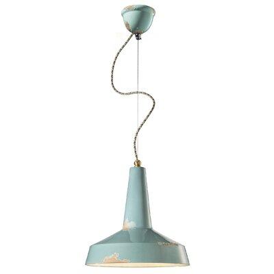 Ferroluce Vague 1 Light Mini Pendant