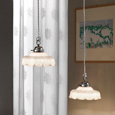 Ferroluce Avellino 2 Light Mini Pendant