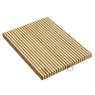 "Woodworks 16"" x 12"" Cutlery Cutting Board"