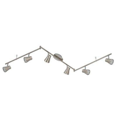 Briloner Volles Schienenbeleuchtungsset 6-flammig