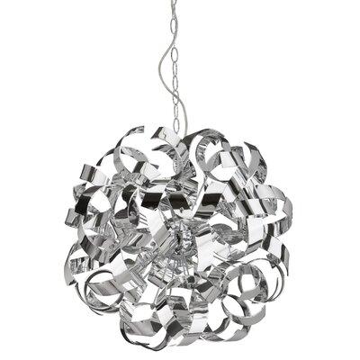 Briloner Design-Pendelleuchte 4-flammig