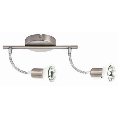 Briloner Volles Schienenbeleuchtungsset 2-flammig Multi