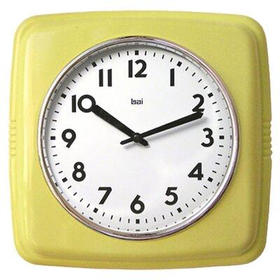 Bai Design Cubist Retro Modern Wall Clock