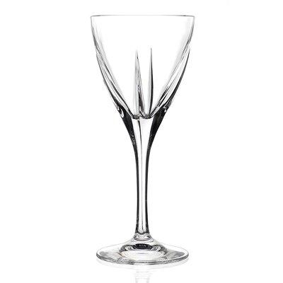 Lorren Home Trends Fusion White Wine Glass
