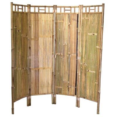 Brucknell 4 Panel Room Divider