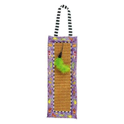 FatCat Doorknob Hanger Scratching Post