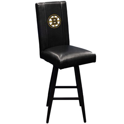Swivel Bar Stool NHL Team: Boston Bruins