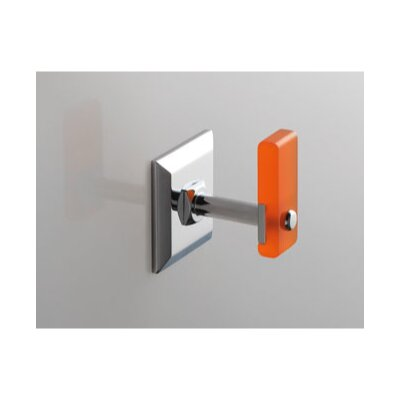 Toscanaluce by Nameeks Clothing Hook with Chrome Mounting