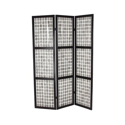 Clearlake 3 Panel Room Divider