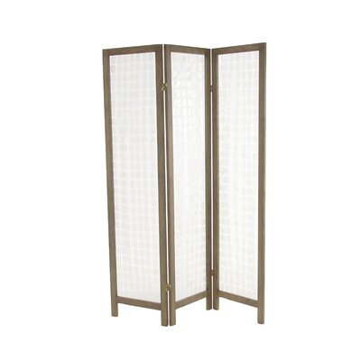 Claysville 3 Panel Room Divider