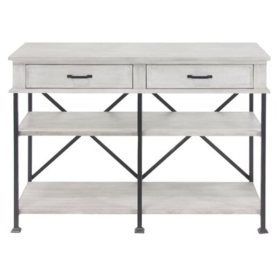 Berkeley Heights Rustic Multipurpose Console Table