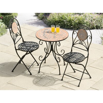 Suntime 2 Seater Bistro Set
