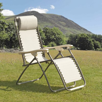 Suntime De-Luxe Royale Folding Chair
