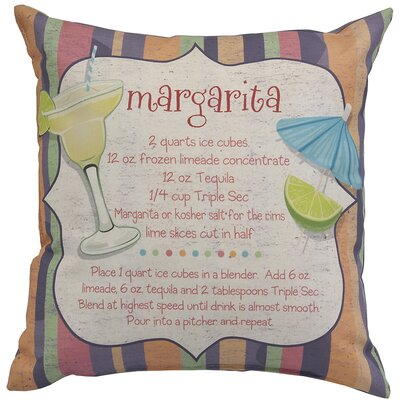 Suntime Margarita Outdoor Scatter Cushion