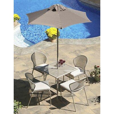 Suntime Blenheim 4 Seater Dining Set