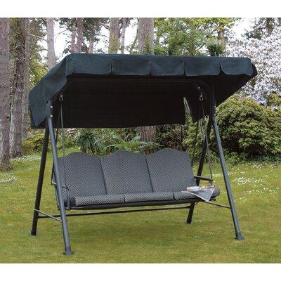 Suntime Rhodes 3 Seat Garden Swing