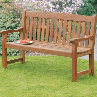 Suntime Balmoral 3 Seater Wooden Bench