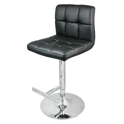 Lamboro Swivel Adjustable Bar Stool