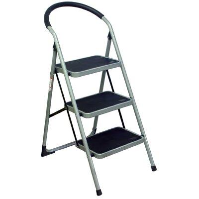 Lamboro 3 Tread Step Stool Ladder
