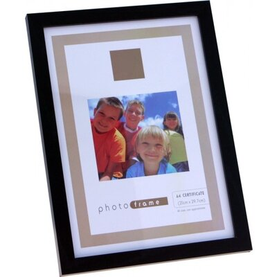 Lamboro Real Wood Deluxe Photo Frame