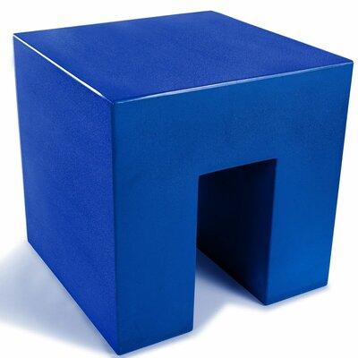 Vignelli Cube Color: Blue