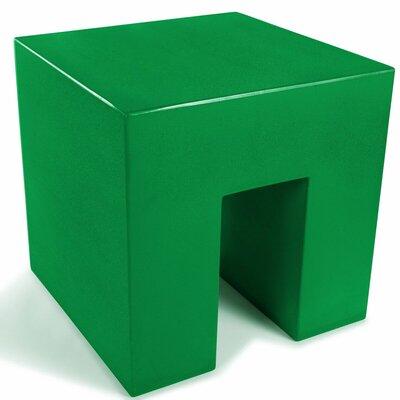 Vignelli Cube Color: Green