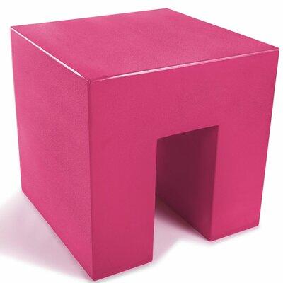 Vignelli Cube Color: Purple