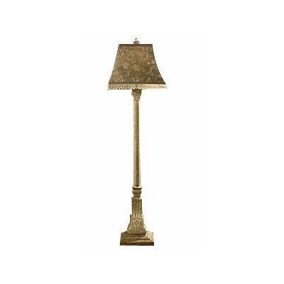 """JB Hirsch Home Decor Classique 62"""" Floor Lamp"""