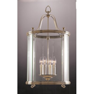 Martinez Y Orts 4 Light Foyer Pendant