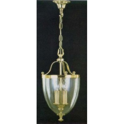Martinez Y Orts Casted 4 Light Inverted Pendant