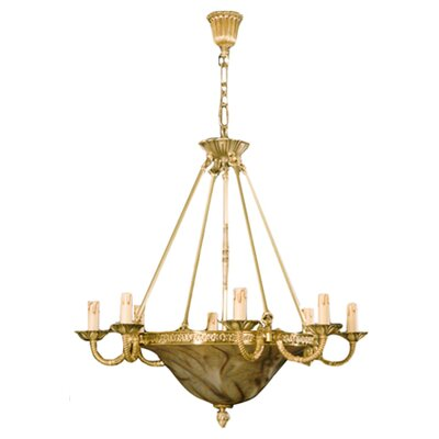 Martinez Y Orts 12 Light Candle Chandelier