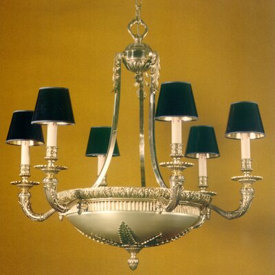 Martinez Y Orts Empire 9 Light Candle Chandelier