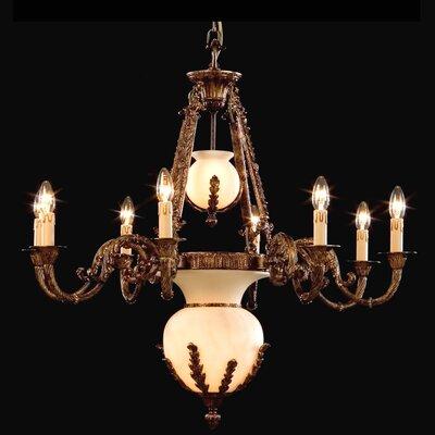 Martinez Y Orts 10 Light Style Chandelier