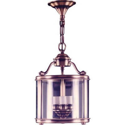 Martinez Y Orts Casted 3 Light Foyer Pendant