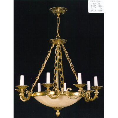 Martinez Y Orts 11 Light Candle Chandelier