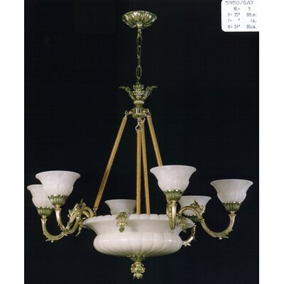 Martinez Y Orts 9 Light Style Chandelier