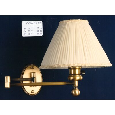 Martinez Y Orts Casted Swing Arm Wall Light