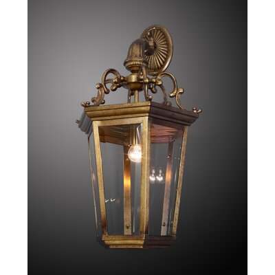 Martinez Y Orts 1 Light Outdoor Wall Lantern