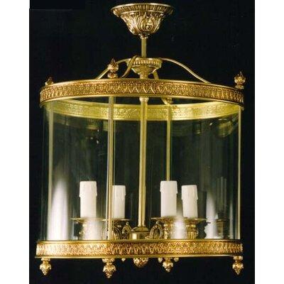 Martinez Y Orts Decorative 4 Light Chandelier