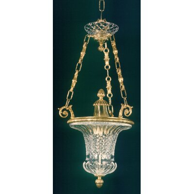 Martinez Y Orts 3 Light Foyer Pendant