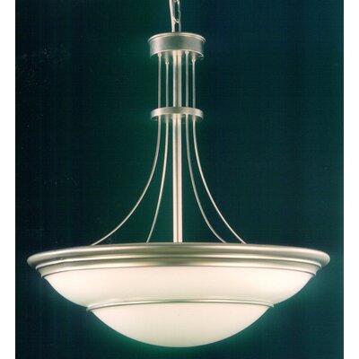 Martinez Y Orts 4 Light Inverted Pendant