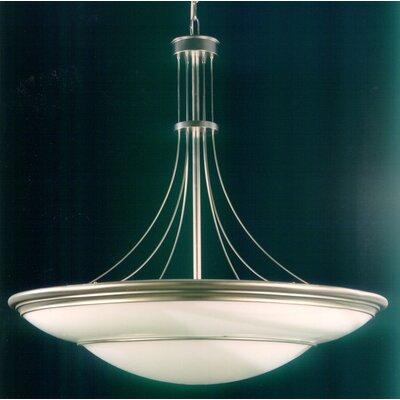 Martinez Y Orts 6 Light Inverted Pendant