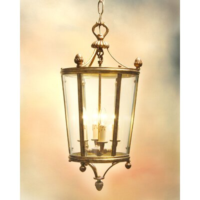 Martinez Y Orts Casted 6 Light Foyer Pendant