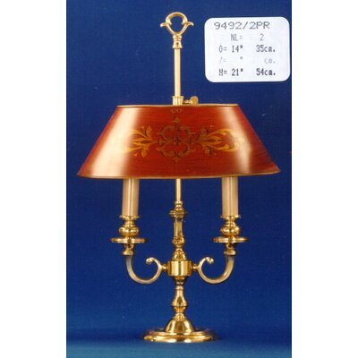 Martinez Y Orts Casted 54cm Table Lamp